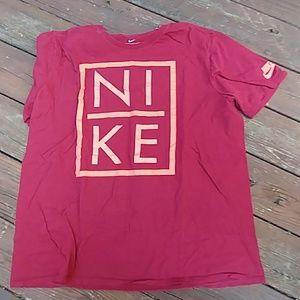 Nike t shirt men size xxl